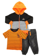LRG - 3 Piece Jacket Set (Infant)