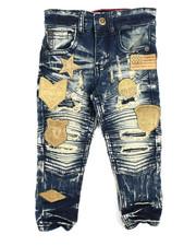 Bottoms - 3D Knee Patch Jean (2T-4T)-2171692