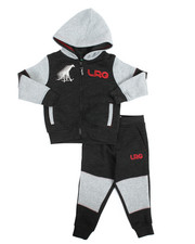 LRG - 2 Piece Knit Jogger Set (Infant)