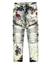 Jeans - Doodle Print Jean (8-20)-2171749