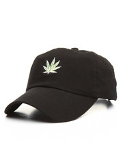 Hats - Marijuana Leaf Dad Hat