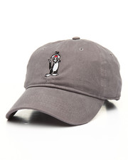 Hats - Sylvester Embroidered Dad Cap