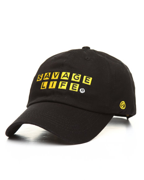 Buy Savage House Dad Hat Men s Hats from DUNGEON FORWARD. Find ... 807ece3fd19