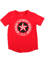 Tops - The Most Fly Graphic Tee (2T-4T)