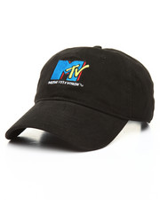Dad Hats - MTV Core Logo Dad Cap-2171804