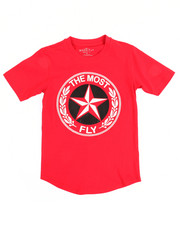 Born Fly - The Most Fly Graphic Tee (8-20)