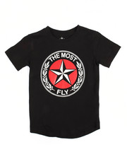 Born Fly - The Most Fly Graphic Tee (4-7)
