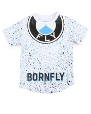Born Fly - Print Tee (4-7)
