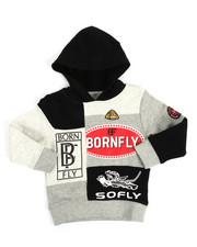 Born Fly - Fleece Hoodie (4-7)