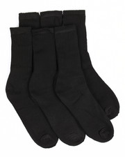 DRJ SOCK SHOP - 6 Pack Crew Socks-2169322