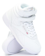 Pre-School (4 yrs+) - Freestyle Hi Sneakers (11-3)