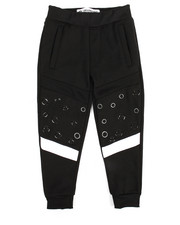 Bottoms - Slim Fit Grommets Jogger (4-7)