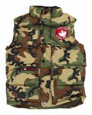 Outerwear - Bubble Vest (8-20)
