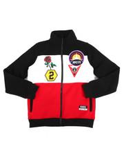 Track Jackets - Fleece Track Jacket (8-20)