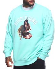 Pullover Sweatshirts - L/S Wild Cat Crew Sweatshirt (B&T)