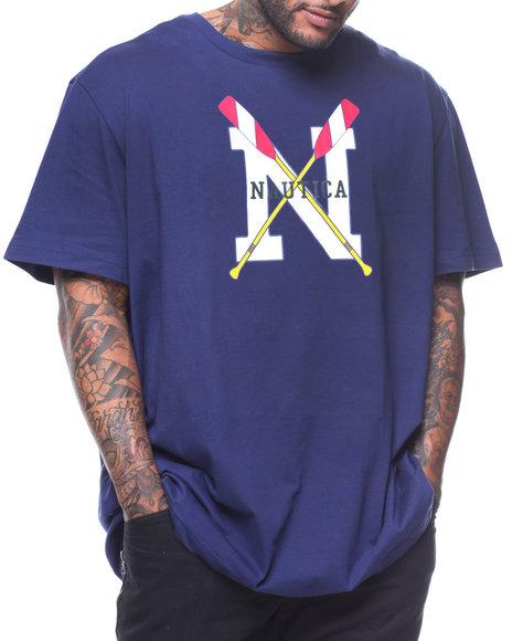 1a83a739a Buy S/S Lil Yachty Tee (B&T) Men's Shirts from Nautica. Find Nautica ...
