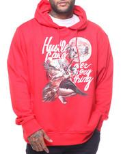 Hustle Gang - L/S Luna Hoodie (B&T)