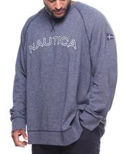 Nautica - L/S Jasper Pique Sweatershirt (B&T)