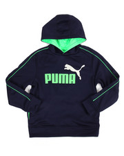 Puma - Full Zip Fleece Hoodie (8-20)-2172988