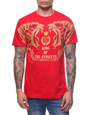 SWITCH - KING OF THE STREET TIGER TEE