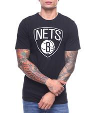 NBA, MLB, NFL Gear - BROOKLYN NETS LOGO TEE