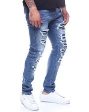 Jeans - SEAN RIPPED SKINNY JEAN