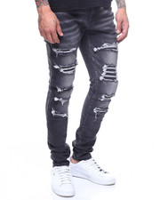 Jeans & Pants - SEAN RIPPED SKINNY JEAN-2172766