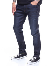Jeans - AARON WASHED RAW STRETCH JEAN