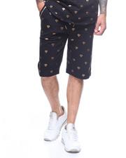 Shorts - DIAMOND FOIL SHORT