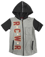 Rocawear - Rocawear Color Block Hoodie (8-20)