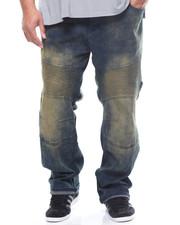 Jeans & Pants - Stretch Moto Denim Jean (B&T)