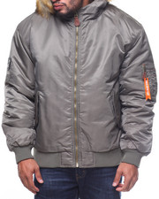 Outerwear - MA-1 Snorkle Jacket (B&T)
