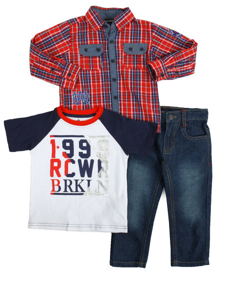 Buy Rocawear 99 3 Piece Set 2T 4T Boys Sets From Find