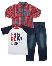 Sets - Rocawear 99 3 Piece Set (4-7)