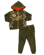 Sets - Brooklyn Rocawear 2 Piece Set (4-7)