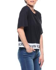 Women - Mainline Banded Logo Tee