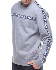 Sweatshirts & Sweaters - TAG FLEECE CREW