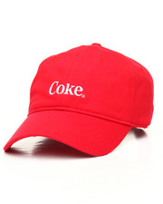 Coca-Cola - Coke Logo Dad Hat-2173635