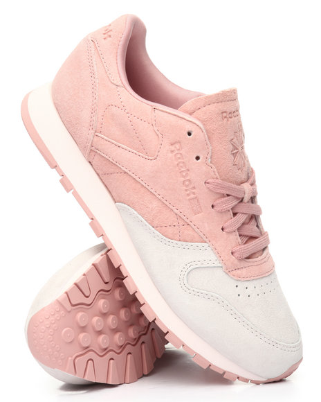 90e45c651b2817 Buy Classic Leather NBK Sneakers Women s Footwear from Reebok. Find ...