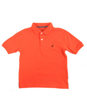 Nautica - Anchor Stretch Pique Polo (8-20)-2174167
