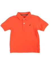 Nautica - Anchor Stretch Pique Polo (4-7)-2174139