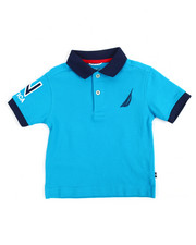Tops - Cod Deck Polo (2T-4T)