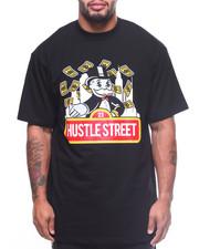 Buyers Picks - S/S Hustle Street Tee (B&T)