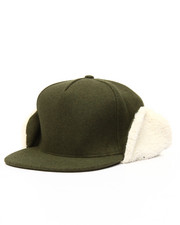 Hats - Grenade Sherpa Lined Flap Hat
