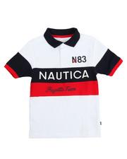 Nautica - Regatta Color Block Polo (8-20)