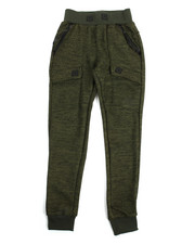 Bottoms - Novelty French Terry Joggers (8-20)-2175088