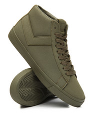 Men - Top Star Hi Chromatic Suede Sneakers