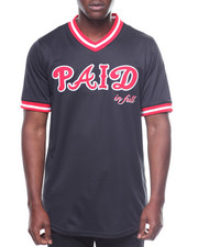 Buyers Picks - PAID IN FULL BASEBALL JERSEY