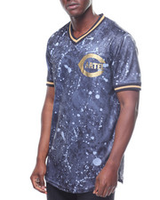 Buyers Picks - CARTEL BASEBALL JERSEY W/ GOLD FOIL