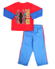 Sets - 2 PC Spider-Man Set (4-7)